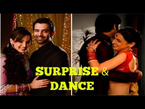 Arnav 's SURPRISE & ROMANTIC DANCE with Khushi in Iss Pyaar Ko Kya Naam Doon 19th September 2012