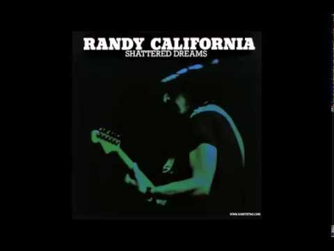 Randy California - Downer (1982 Shattered Dreams version)