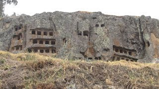 Exploration Of Ancient Megalithic Sites In Cajamarca Peru