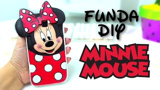 Funda DIY MINNIE MOUSE DISNEY - Isa ❤️