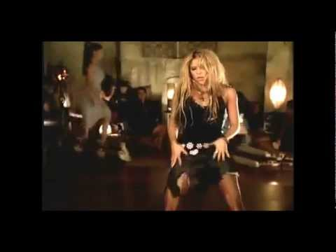 Shakira:hot &sexy Dance Movements  Los Mejores Movimientos De Shakira video