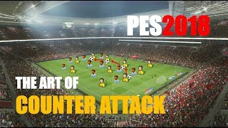 PES2018 - The Art of Counter Attack