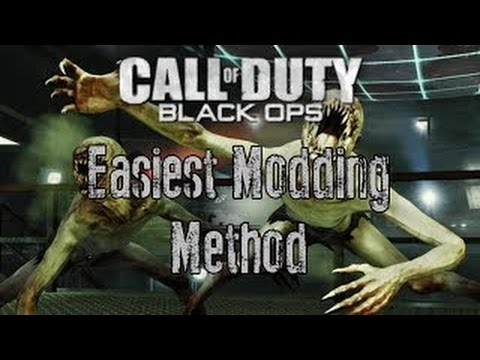 How To Mod Black Ops Zombies Online With A USB!!! - EASY