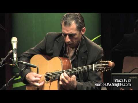Angelo Debarre Quartet - Topsy - TVJazz.tv