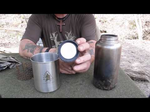 Product Review #2. The Pathfinder SS Water Bottle and Cup