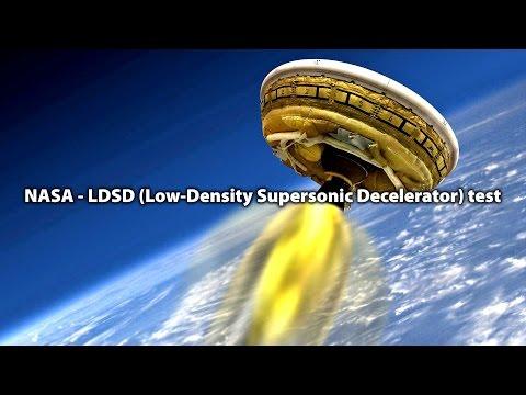 NASA - #LDSD (Low-Density Supersonic Decelerator) test