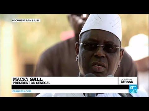 "SÉNÉGAL - ""Karim Wade libéré, c'est possible"", selon Macky Sall"