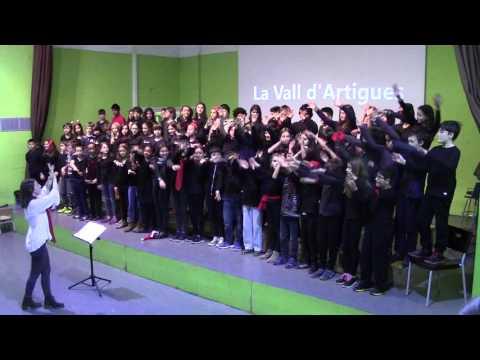 Escola Fort Pienc - Concert de Nadal 2015 – 6è