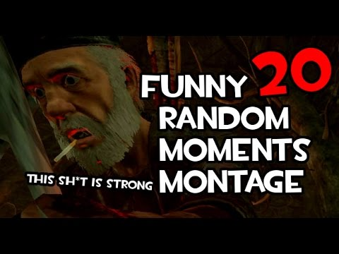 Dead by Daylight funny random moments montage 20