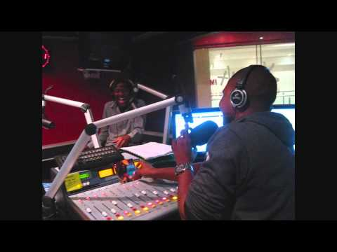 Rigga's Interview at Yarona FM (Botswana)