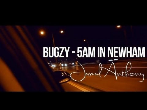 Bugzy (O.P.M) - [5am In Newham] Video By @JamalAnthony1 @BugzyOPM,