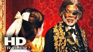 THE NUTCRACKER - Official Trailer 2018 (Keira Knightley, Morgan Freeman) Disney Movie