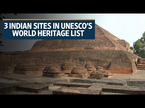 Category world heritage sites in india for World heritage site list