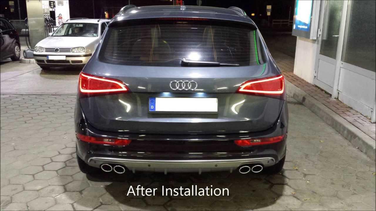 Audi Q5 3 0 Tdi 239 Hp Sq5 313 Hp Biturbo Active Sound