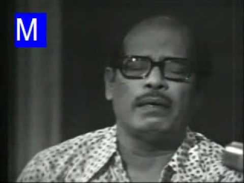 Manna Dey Live.avi video