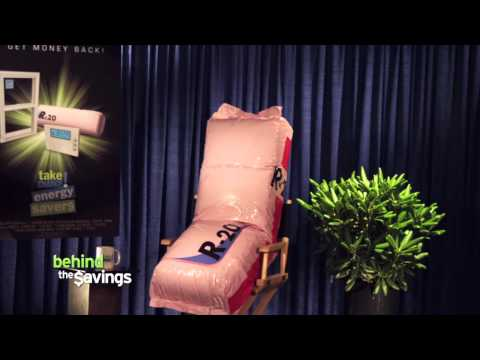 Insulation talks about leak sealing your home