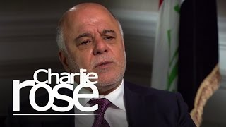 Iraqi PM Abadi on Iraq and Iran (Apr. 17, 2015) | Charlie Rose