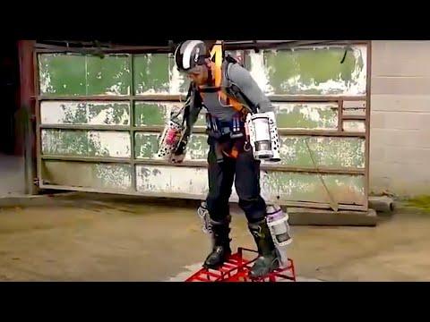 Iron Man Kıyafeti Tasarlayan Çılgın Ekip