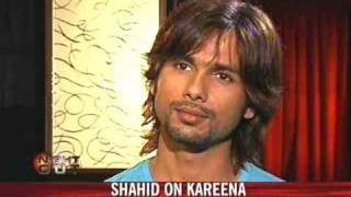Download video I'm not in touch with Kareena: Shahid