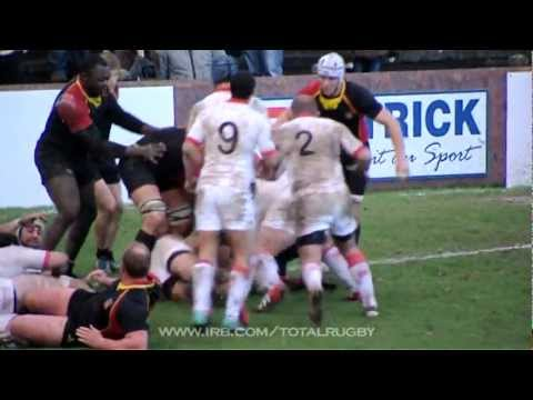 Belgium vs Georgia - Total Rugby