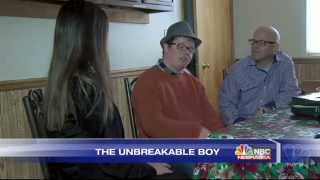 Iowa Father Publishes Book About His Son,