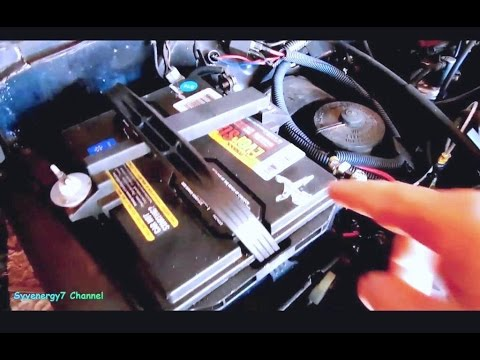 Bedini Battery Charger will even help NEWER Car Batteries