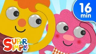 Kids Songs With Noodle & Pals | Super Simple Songs