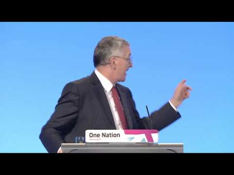 Hilary Benn's speech to Labour Party Annual Conference 2012