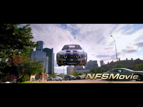 Need For Speed Movie - You're Out Of Your Mind