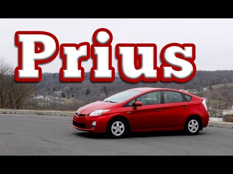 Regular Car Reviews: 2010 Toyota Prius
