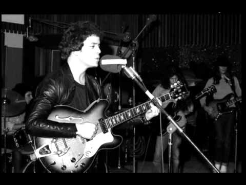 Lou Reed - Lou Reed -  Interview BEST LIVE (NYC '72)