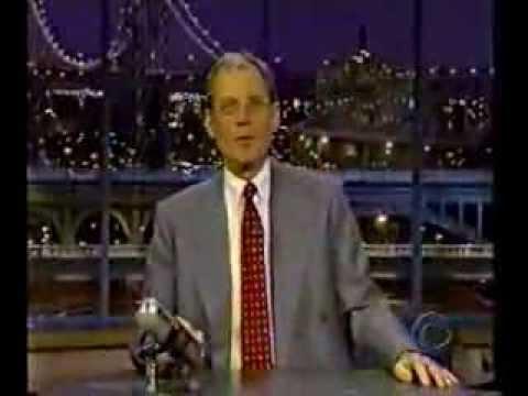 1998 - Top Ten Monica Lewinsky