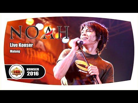 PEECAHHH ..!!!  'NOAH | KALIAN LUAR BIASAAA ... @Live Konser Malang 30 Maret 2016)
