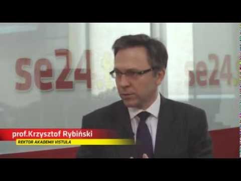 Prof. Krzysztof Rybiński - O Stypednium Demograficznym, Eurogeddonie I życiu Na Kredyt 19.02.2013