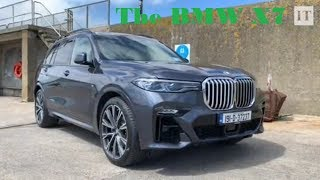 Our Test Drive: the BMW X7 2019