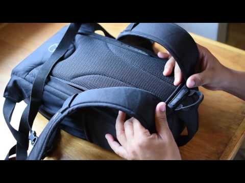 Excellent DSLR Camera Backpack, the Lowepro Flipside 200 Review