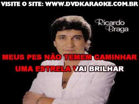 Ricardo Braga   Uma Estrela Vai Brilhar