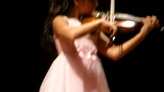 Alberto CURCI - IN LA MINORE, Bahar YARGI (9 years old-Turkey)