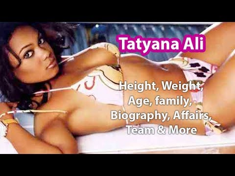 Tatyana Ali Height, Weight, Age, Boyfriend, Bra Size