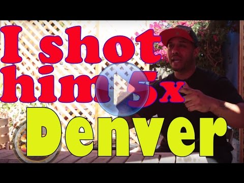 Peace activist & former gang member talks about his recent attempted murder charges in Denver, CO