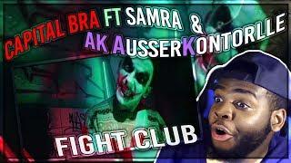 Capital Bra feat. Samra & AK AusserKontrolle - Fight Club REACTION!!