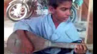 Balochi child singer_k baloch presents