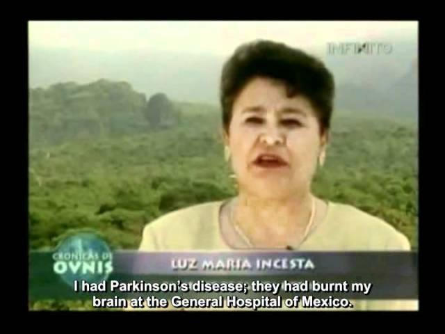 Infinito - Crónicas de Ovnis: Sarita Otero. Infinito - UFO Chronicles: Sarita Otero