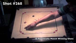 10 Potentially Match Winning Carrom Shots