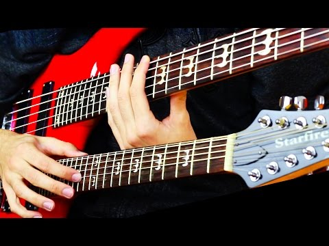 DOUBLE NECK BASS GUITAR SOLO