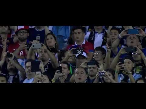Lionel Messi Missed Penalty Vs Chile 27/6/2016