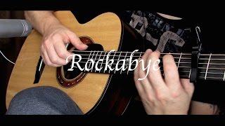 Download Lagu Clean Bandit - Rockabye ft. Sean Paul & Anne-Marie - Fingerstyle Guitar Gratis STAFABAND