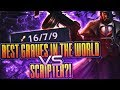 Lagu Tarzaned  THIS IS WHY IM THE BEST GRAVES IN THE WORLD  VS A Scripter