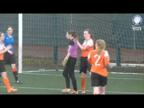 Glasgow City vs Rangers FC 17's Girls