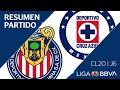Resumen y Goles   Guadalajara vs Cruz Azul   Jornada 6 - Clausura 2020   Liga BBVA MX thumbnail